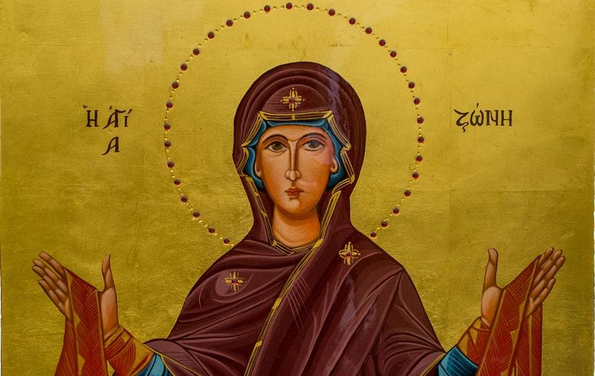 Έκθεση  αγιογραφίας:  Οι ανέγνωρες μορφές της Παναγίας