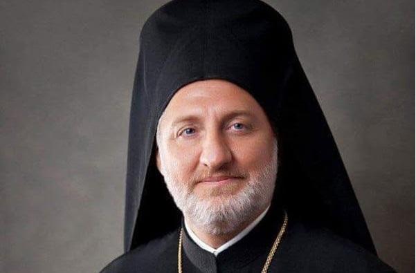 Μια σελίδα την ημέρα για τον σεβασμιότατο  Αρχιεπίσκοπο Αμερικής Ελπιδοφόρο