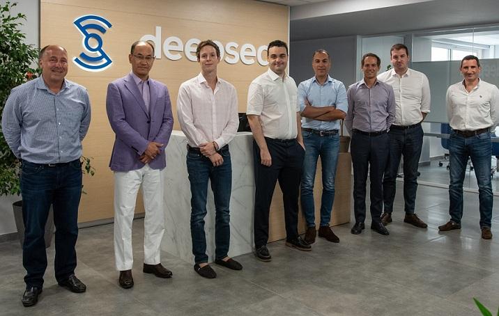 Νέος επενδυτικός γύρος 5 εκατ. ευρώ για την ελληνική DeepSeaTechnologies