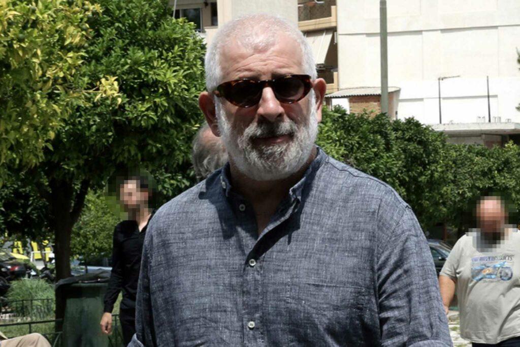 Πέτρος Φιλιππίδης: H φορτισμένη συναισθηματικά συνάντηση με τη σύζυγό του στη φυλακή