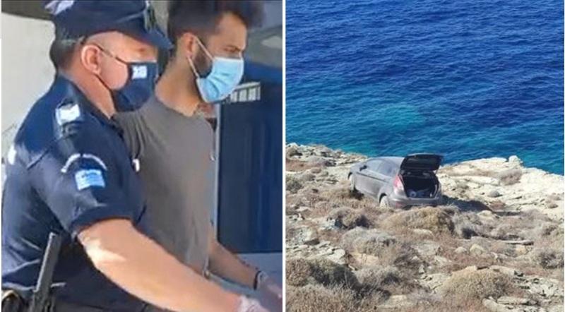 Φολέγανδρος-Αλέξης Κούγιας: Ο δράστης χτυπούσε με τρομερά χτυπήματα στο κεφάλι την Γαρυφαλλιά και όταν εκείνη τον εκλιπαρούσε να σταματήσει την κυνηγούσε, της έσκιζε τα ρούχα…