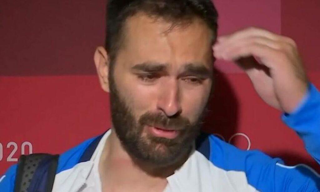 Συγκλονιστικός Ιακωβίδης: Ανακοίνωσε με δάκρυα την αποχώρηση του από την Άρση Βαρών