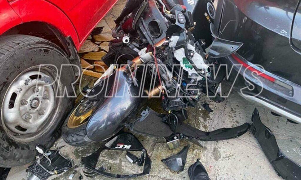 Τραγωδία στην Καβάλα: Αυτός είναι ο οδηγός της μηχανής – Θα βάφτιζε το βρέφος του σε ένα μήνα