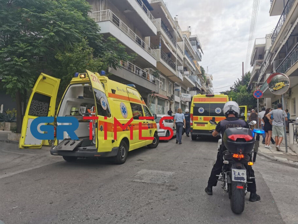 Θεσσαλονίκη: Ηλικιωμένος έβαλε φωτιά στο σπίτι του και αυτοκτόνησε
