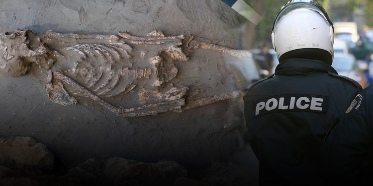 Ηράκλειο: Σε ποιον ανήκει ο σκελετός νεαρού άνδρα σε παραλία του Κοκκίνη Χάνι;