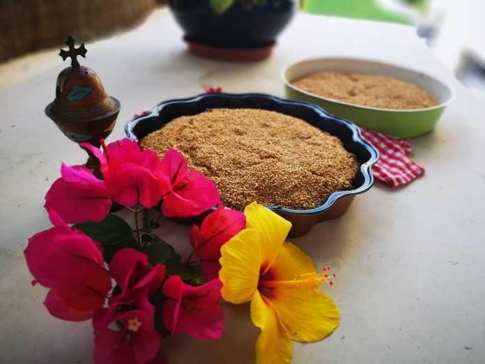Εύα Παρακεντάκη: Η Φανουρόπιτα με 9 υλικά και η ευχή της