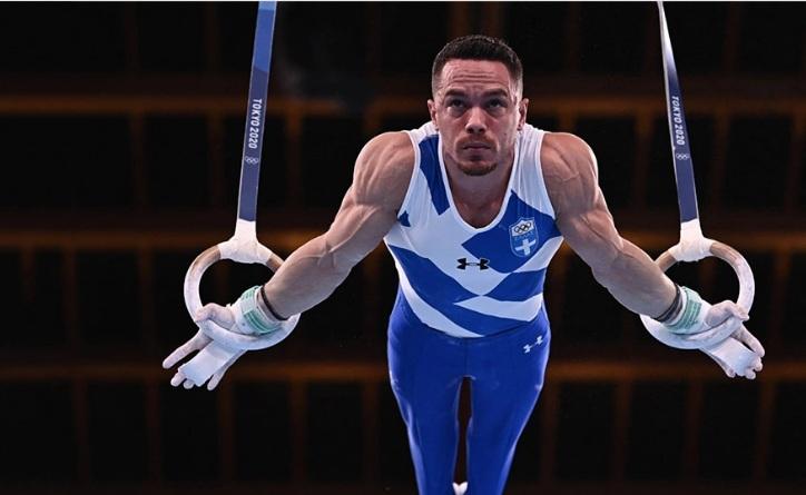 Ολυμπιακοί Αγώνες – Πετρούνιας: Χάλκινος στον τελικό των κρίκων στο Τόκιο