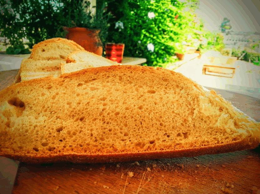 Ψωμί Σπιτικό από την Εύα Παρακεντάκη!