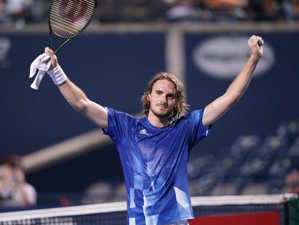 O Στέφανος Τσιτσιπάς προκρίθηκε στους ATP Masters 1000