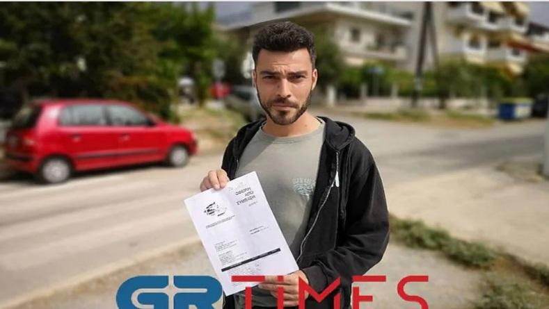 Ζητούσε 2,7 εκατ. ευρώ, αλλά «έφαγε» πρόστιμο και 15 μήνες με αναστολή ο πατέρας-αρνητής των self test στη Θεσσαλονίκη