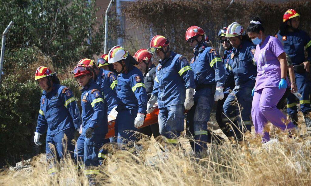 Σεισμός στην Κρήτη: Η τραγική ειρωνεία για τον 62χρονο που έχασε τη ζωή του
