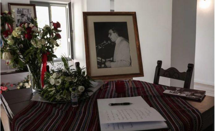 Μίκης Θεοδωράκης: Δείτε το  πατρικό του μεγάλου μουσικοσυνθέτη στον Γαλατά (Photos)