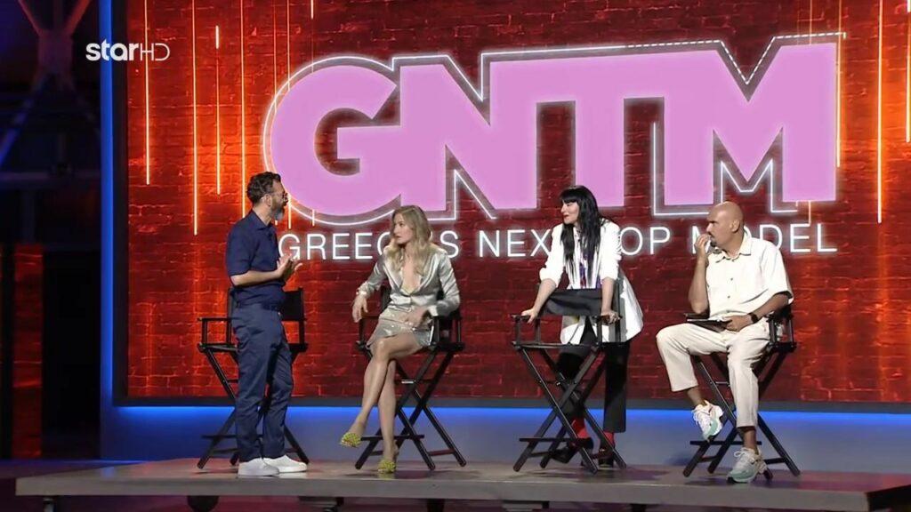 Υψηλή τηλεθέαση για το GNTM 4 το βράδυ της Δευτέρας