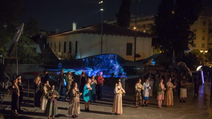 Καλλιτεχνική εκδήλωση για τον εορτασμό της Παγκόσμιας Ημέρας Ειρήνης στο Πολεμικό Μουσείο Αθηνών
