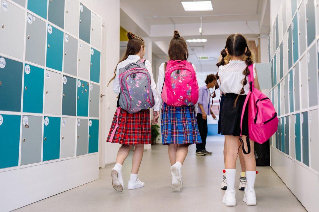 Σχολική τσάντα και άλλοι μύθοι