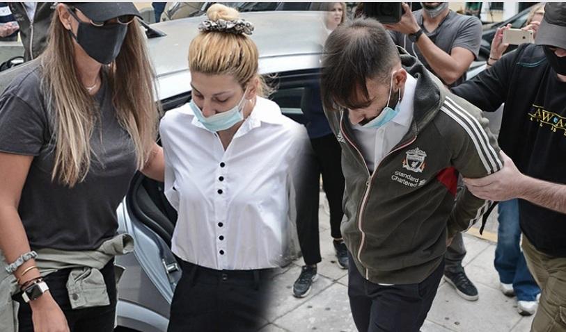 """Έλενα Πολυχρονοπούλου: Την «αθωώνει» από τη φυλακή ο σύντροφός της """"'Eκανα λάθος, η Έλενα δεν ήξερε τίποτα"""""""