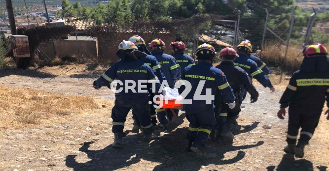 Σεισμός στο Ηράκλειο: Καρέ – καρέ η ανάσυρση του νεκρού εργάτη από την εκκλησία