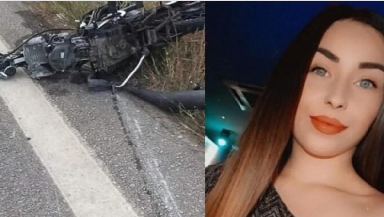Θρήνος στη Σπάρτη: Νεκρή σε τροχαίο η 22χρονη Σέβη  την ώρα που πήγαινε στο μνήμα της μητέρας της