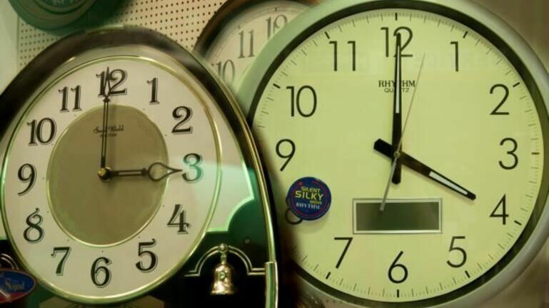 Αλλαγή ώρας 2021: Πότε γυρίζουμε τα ρολόγια μας μία ώρα πίσω