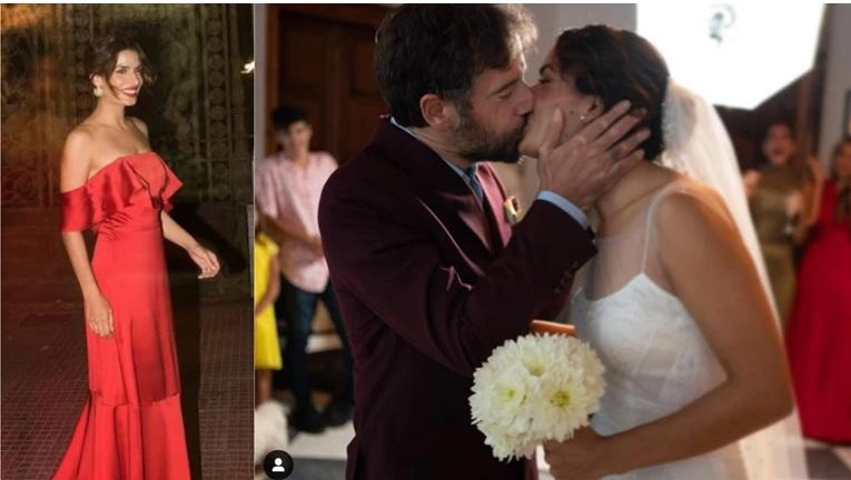 """Τόνια, υπέροχη σύζυγέ μου…: '""""Έλιωσε"""" το instagram με την  ερωτική εξομολόγηση του Κωστή Μαραβέγια στην Σωτηροπούλου"""