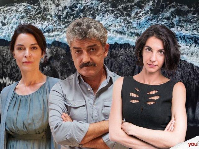 Ευφημία Καλογιάννη: Η Ντίνα είναι ερωτευμένη με τον Αντώνη αλλά…